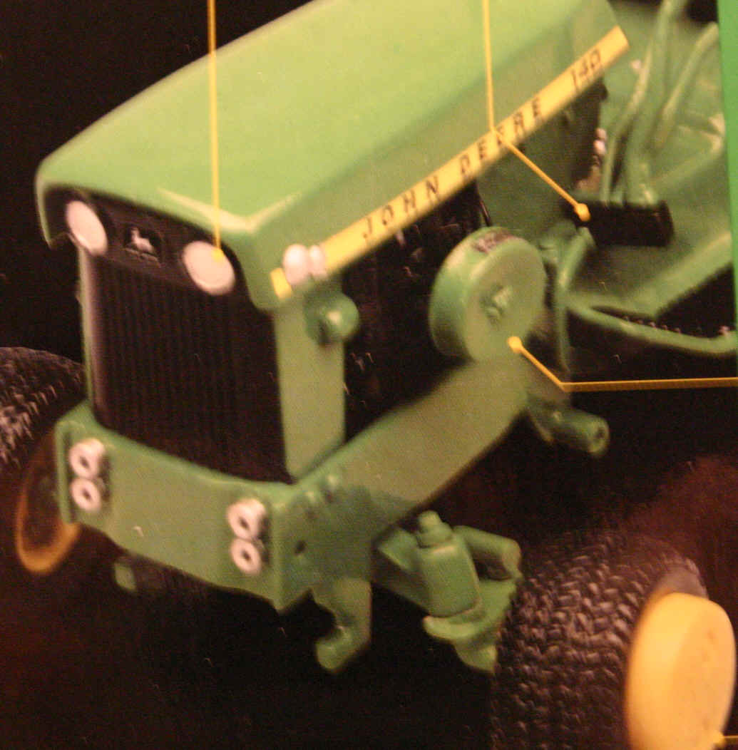Toy Tractor Times - April 2005 - Precision Perspectives