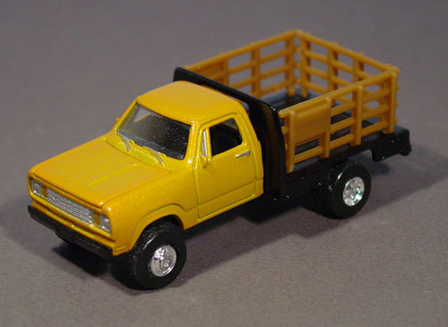 Where can you find Dodge toy trucks?